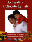Alexanders extraordinary gift book cover