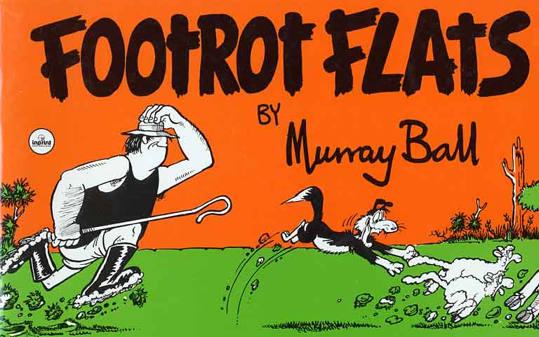 Footrot Flats Cartoon