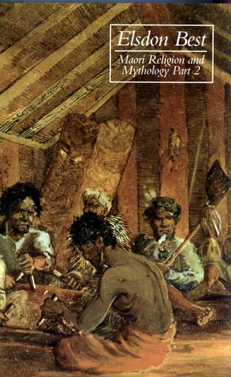 Pacific Island Books Culture And Society - Maori religion